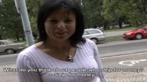 Buscando viejas en la República checa para echar un polvo