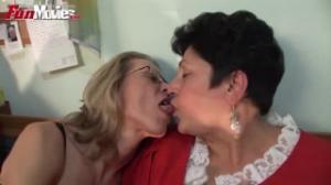 Marga y Gundi Moll son dos viejas de public agent muy divertidas