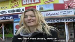 En las calles se consigue a una rubia madura como las esposas putas