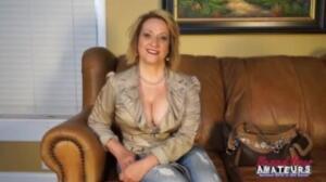La señora se fue al casting para cumplir su fantasía sexual de siempre
